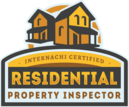 Florida Certified Home Inspections is an InterNACHI certified residential property inspector, as displayed by this icon.