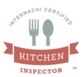 Florida Certified Home Inspections is an InterNACHI certified kitchen inspector, as indicated by this icon.